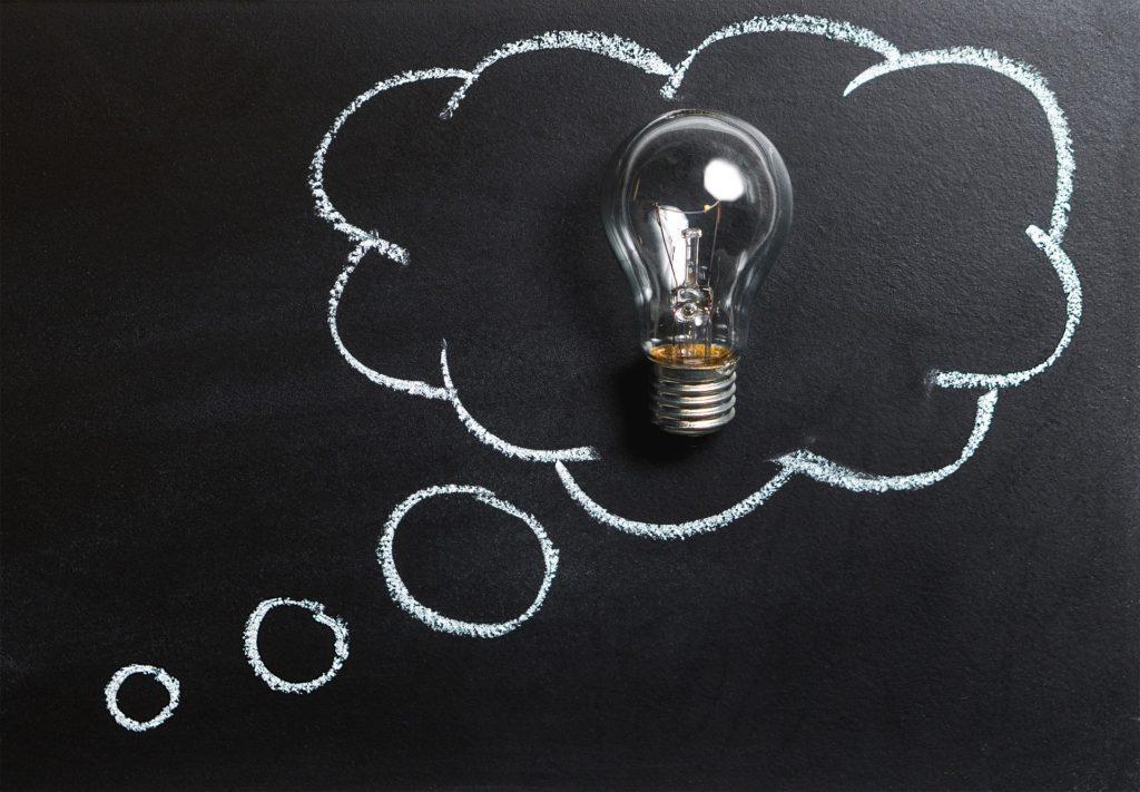 Thought Lightbulb
